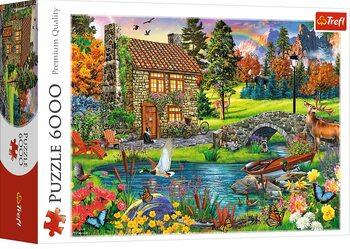 Πъзели Cottage in the Mountains