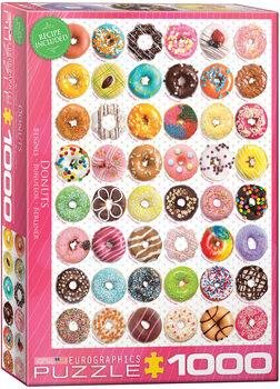 Πъзели Donuts Tops - Sweet Collection