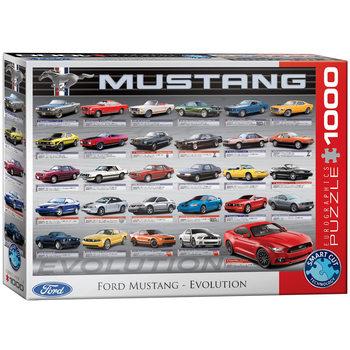 Πъзели Ford Mustang Evolution