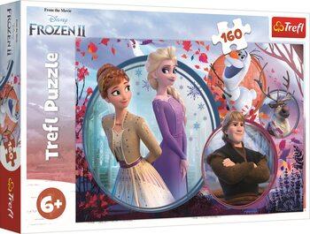 Πъзели Frozen 2