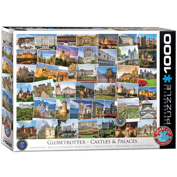 пъзели Globetrotter Castles + Palaces