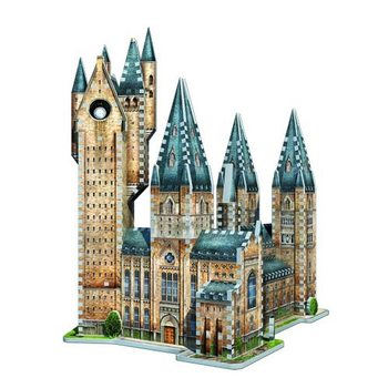 Πъзели Harry Potter - Hogwarts(Astronomy tower) 3D