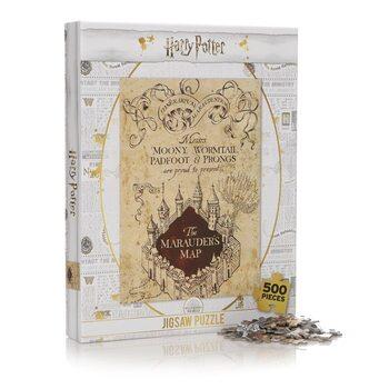 Πъзели Harry Potter - Marauders Map