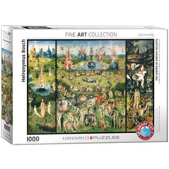 Πъзели Hieronymus Bosch - The Garden of Earthly Delights