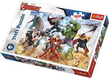 Πъзели Marvel - Avengers
