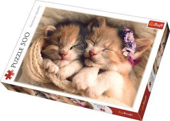 Πъзели Sleeping Kittens