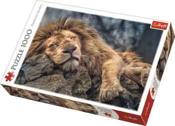 Πъзели Sleeping Lion