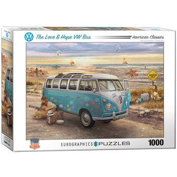 Πъзели The Love & Hope VW Bus