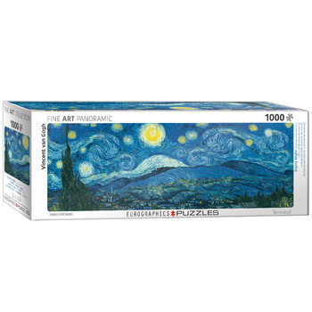 пъзели Vincent van Gogh - Starry Night by Panorama