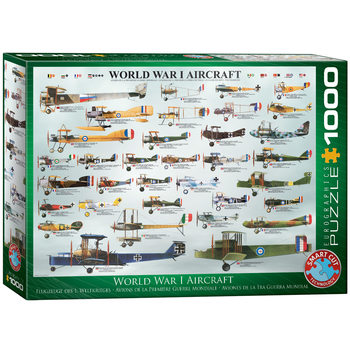 пъзели World War I Aircraft