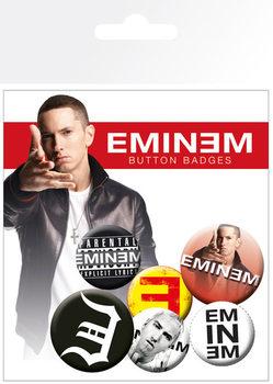 Значка комплект 4 броя EMINEM