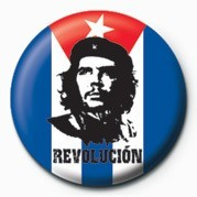 CHE GUEVARA - flag Значки за обувки