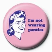 D&G (Not Wearing Panties) Значки за обувки