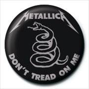 METALLICA - don't tread on me Значки за обувки