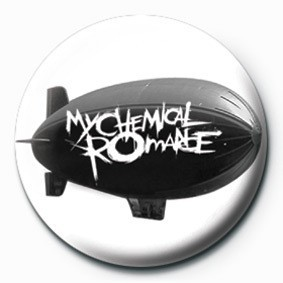My Chemical Romance - Airs Значки за обувки