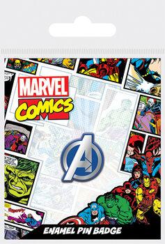 Значок Avengers - Logo