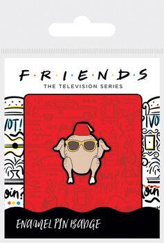 Значок Friends - Cool Turkey