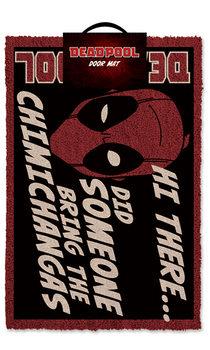 Deadpool Изтривалка за крака