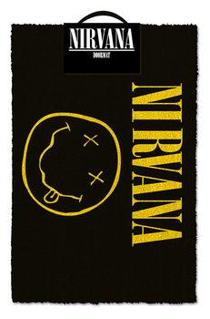 Nirvana - Smiley Изтривалка за крака