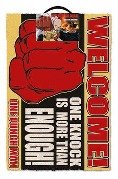 One Punch Man - One Knock Изтривалка за крака