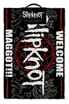 Slipknot - Welcome Maggot Изтривалка за крака