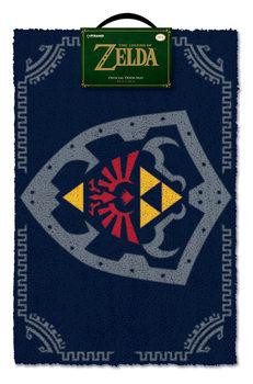 The Legend of Zelda - Hylian Shield Изтривалка за крака