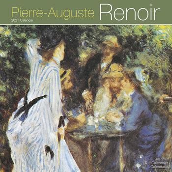 Auguste Renoir Календари 2021