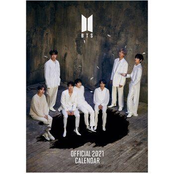 BTS Календари 2021