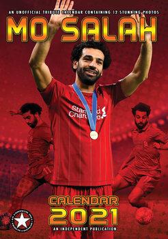 Mo Salah Календари 2021