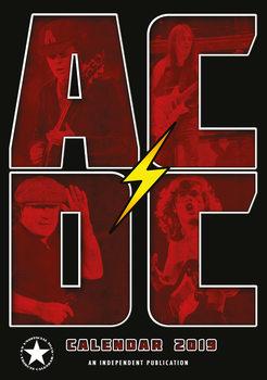 AC/DC Календари 2019