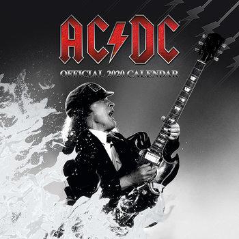 AC/DC Календари 2020
