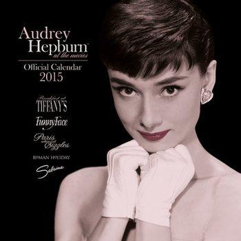 Audrey Hepburn Календари 2017