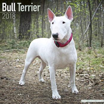 Bull Terrier Календари 2018