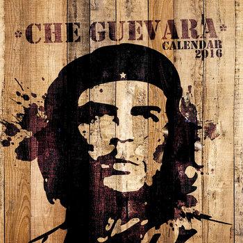 Che Guevara Календари 2017