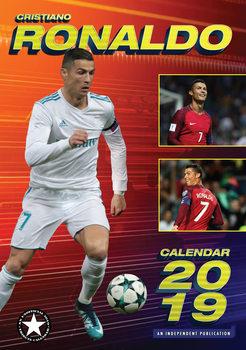 Cristiano Ronaldo Календари 2019