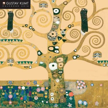 Gustav Klimt Календари 2017