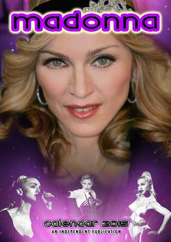 Madonna Календари 2017