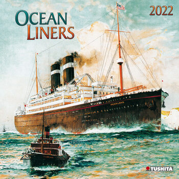 Oceanliners Календари 2022