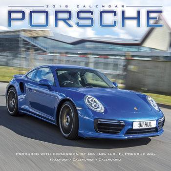 Porsche Календари 2021