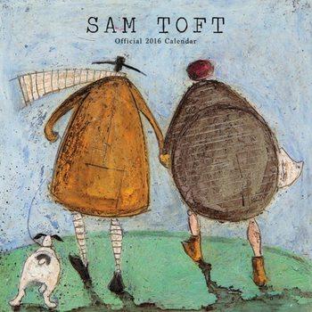 Sam Toft Календари 2017