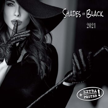 Shades of Black Календари 2021