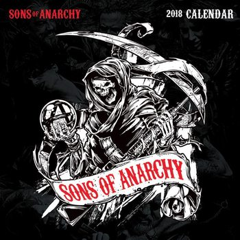 Sons Of Anarchy Календари 2018