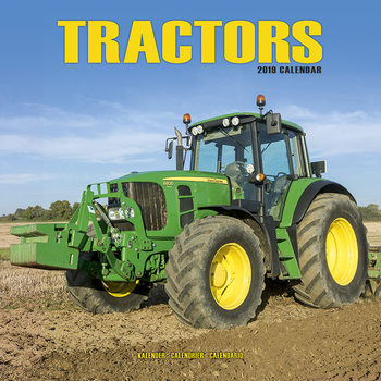 Tractors Календари 2019