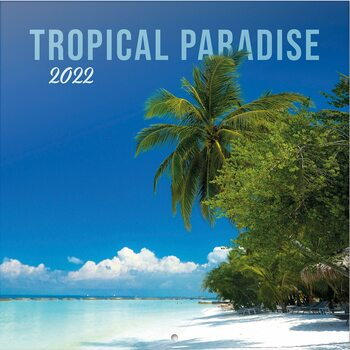 Tropical Paradise Календари 2022