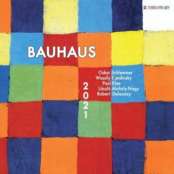 Календар 2021 Bauhaus