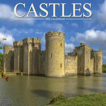 Календар 2021 Castles
