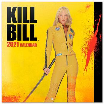 Календар 2021 Kill Bill
