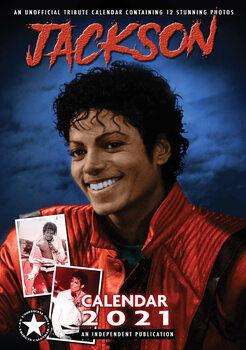 Календар 2021 Michael Jackson