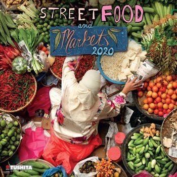 Календар 2021 Street Food