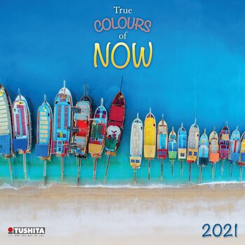 Календар 2021 True Colours of Now